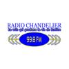 Radio Chandelier
