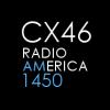 CX46 Radio America 1450 AM